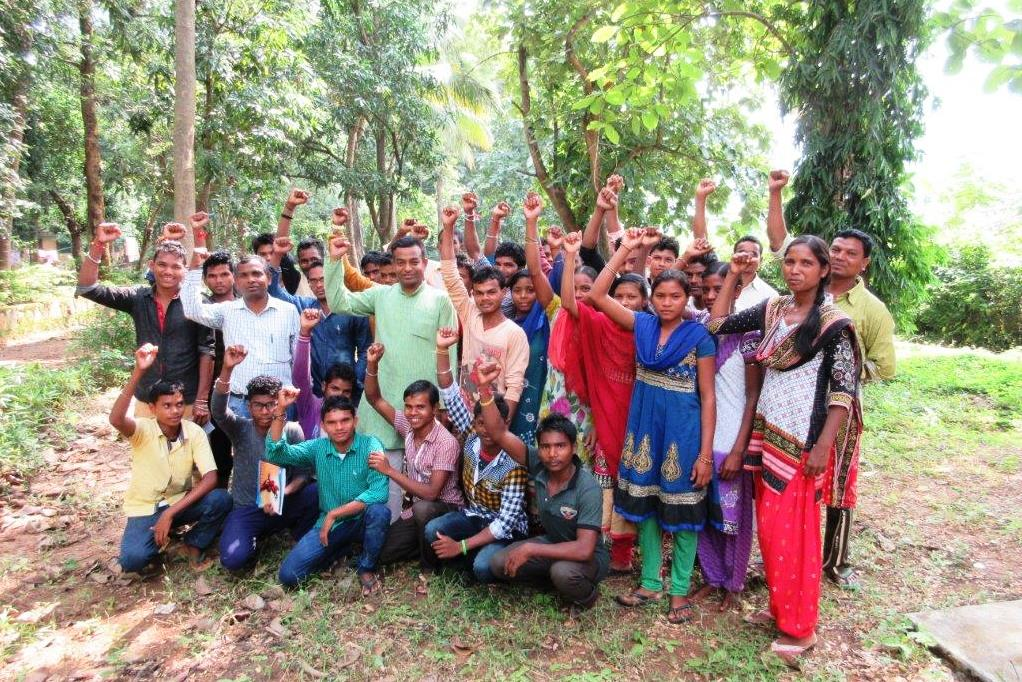 Workshop on forest rights, Rayagada District (Photo: RLS)